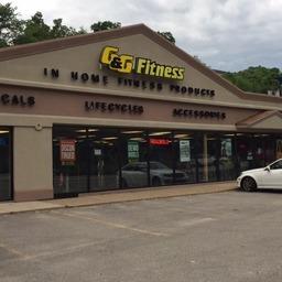 G&G Fitness Equipment - McKnight - Pittsburgh PA (412) 364-6858